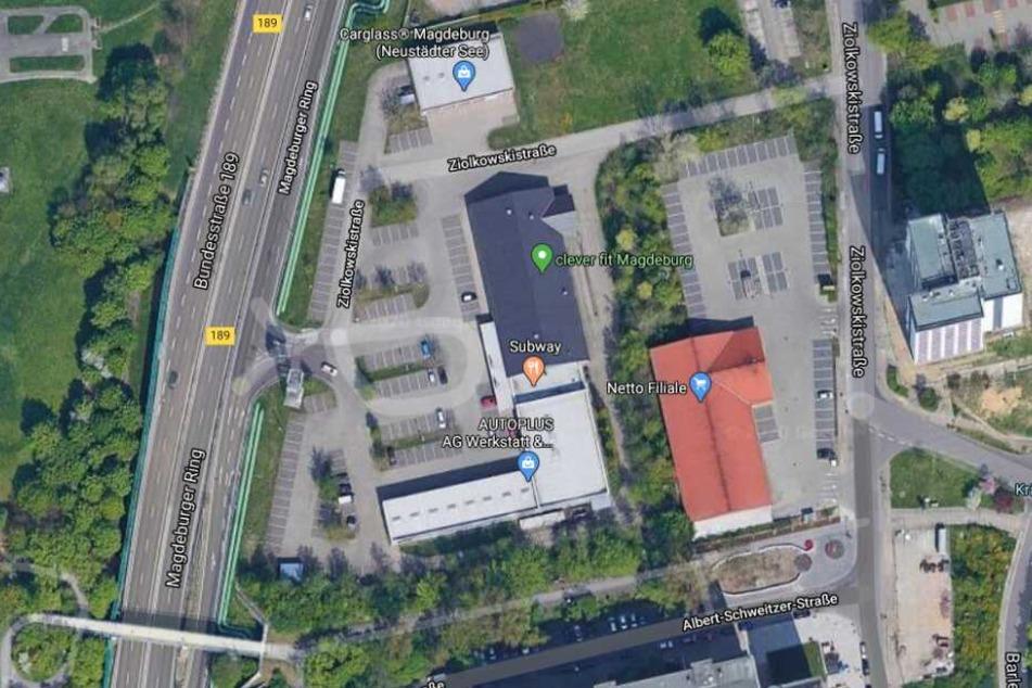 Dieses Mal traf es das Restaurant an der Ziolkowskistraße.