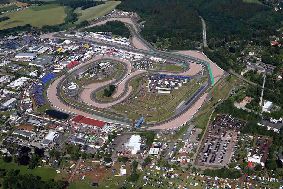 Zum MotoGP werden am Wochenende wieder rund hunderttausend Besucher erwartet.
