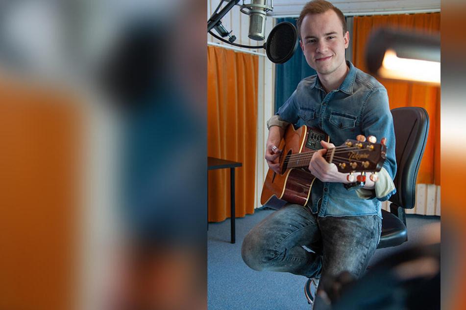 """Chemnitz: Fürs neue Album: Sohn von Ex-Randfichte """"Rups"""" startet Crowdfunding-Kampagne"""