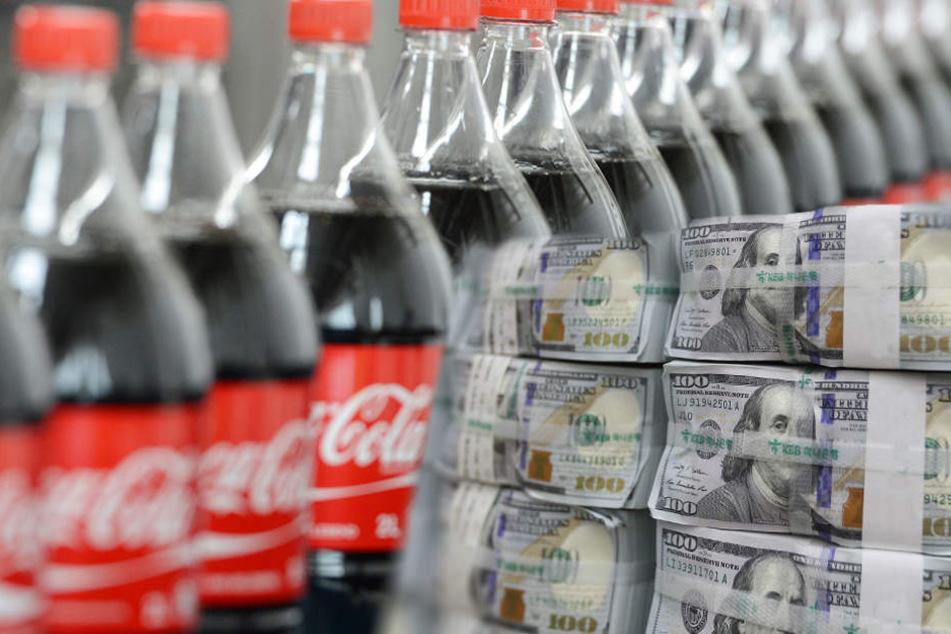 Coca-Cola zahlt Euch eine Million Dollar, wenn ...