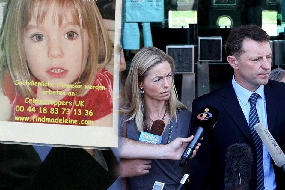 Eltern von Maddie McCann wütend! Jetzt greifen sie ihre Kritiker hart an
