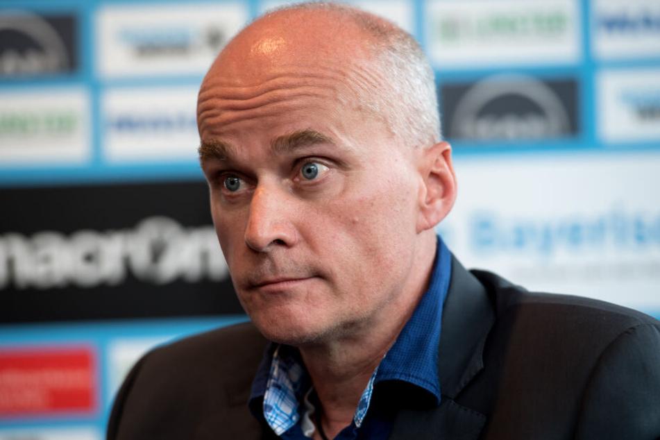 Robert Reisinger soll Präsident des TSV 1860 bleiben.