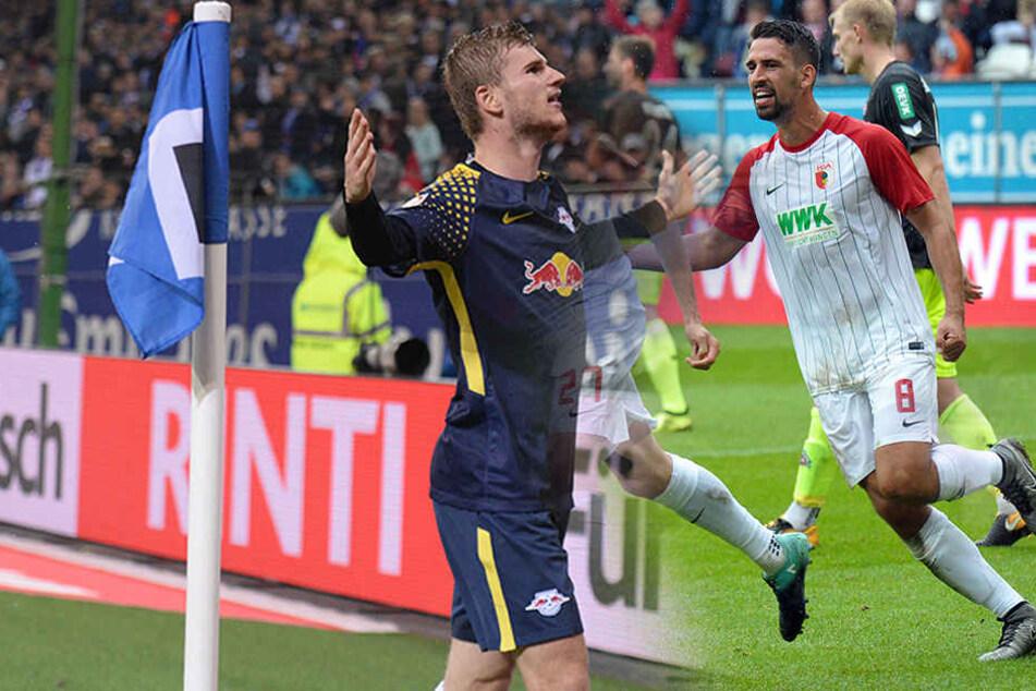 Gegen RB Leipzig ist