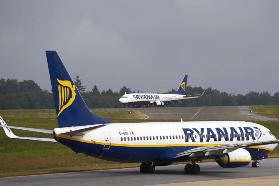 Droht kurz vor den Sommerferien Streik bei Billigflieger Ryanair?
