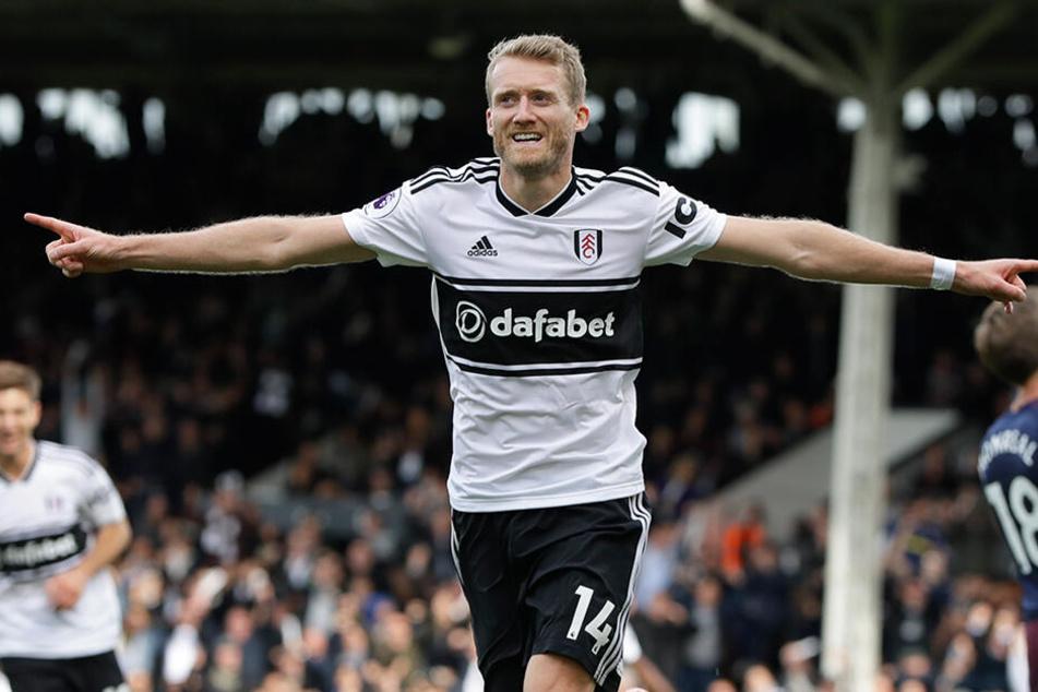 Beim FC Fulham hat André Schürrle eine neue fußballerische Heimat gefunde