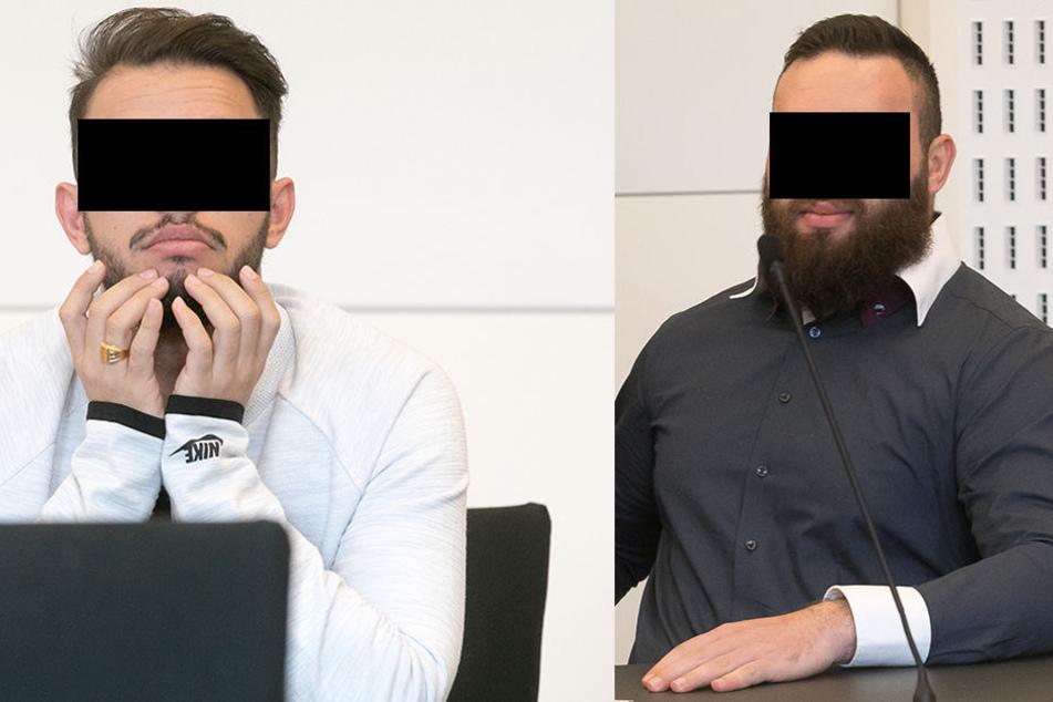 """Wieder Zoff für die KMN-Gang: """"Nash"""" und sein Bruder stehen vor Gericht"""