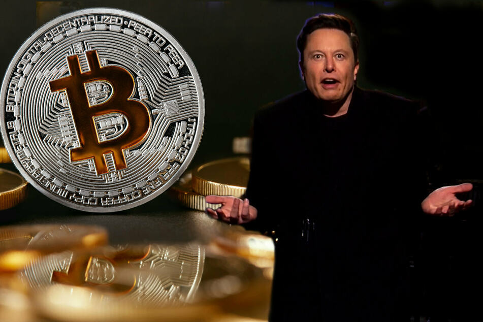 Elon Musk crashes Bitcoin! Price plunges after Tesla announcement
