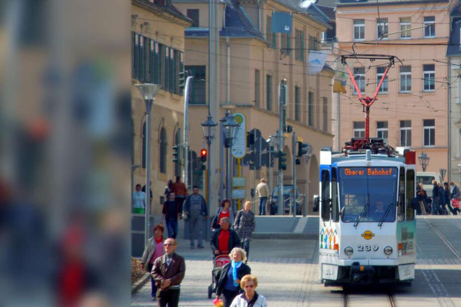 In dieser Stadt ist der Bahnverkehr gestört, weil ein Großteil des Personals flachliegt