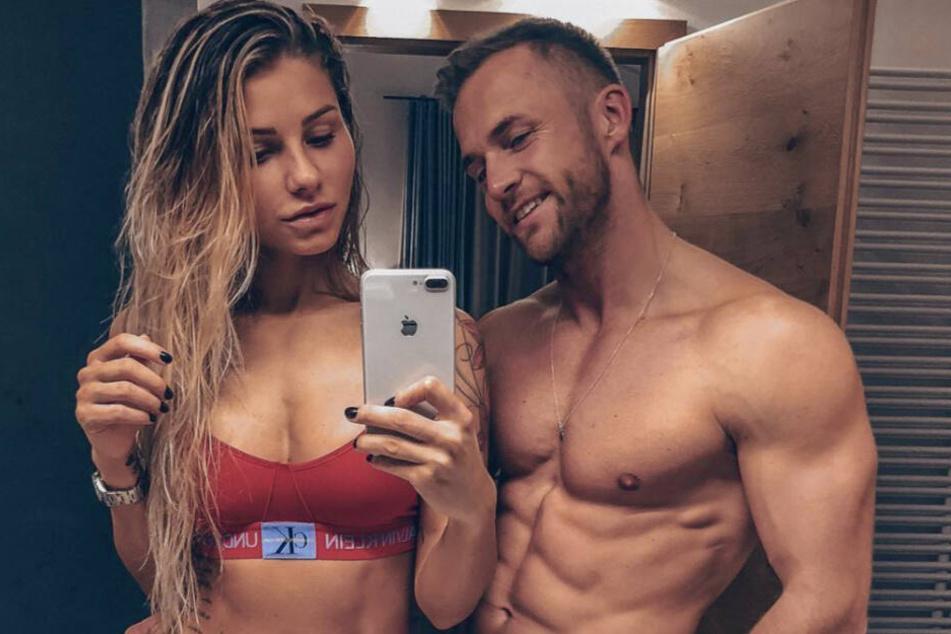 """Ziehen Philipp Stehler (30) und Freundin Antonia Elena (25) ins """"Sommerhaus der Stars""""?"""
