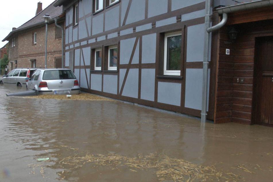 Katastrophale Zustände in Silstedt vor den Toren von Wernigerode.
