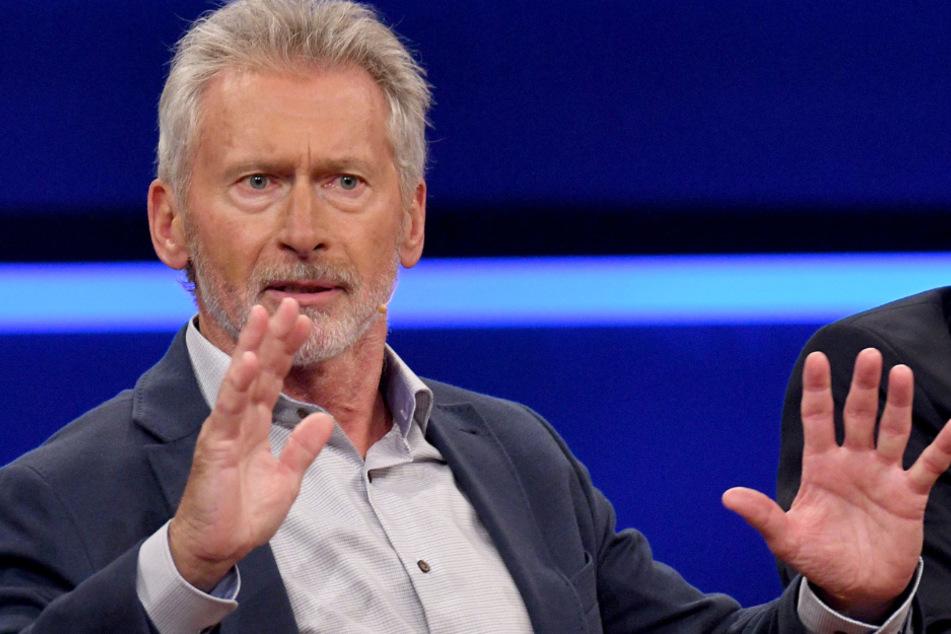 """Paul Breitner attackiert IOC scharf: """"Kommt mir das Kotzen!"""""""
