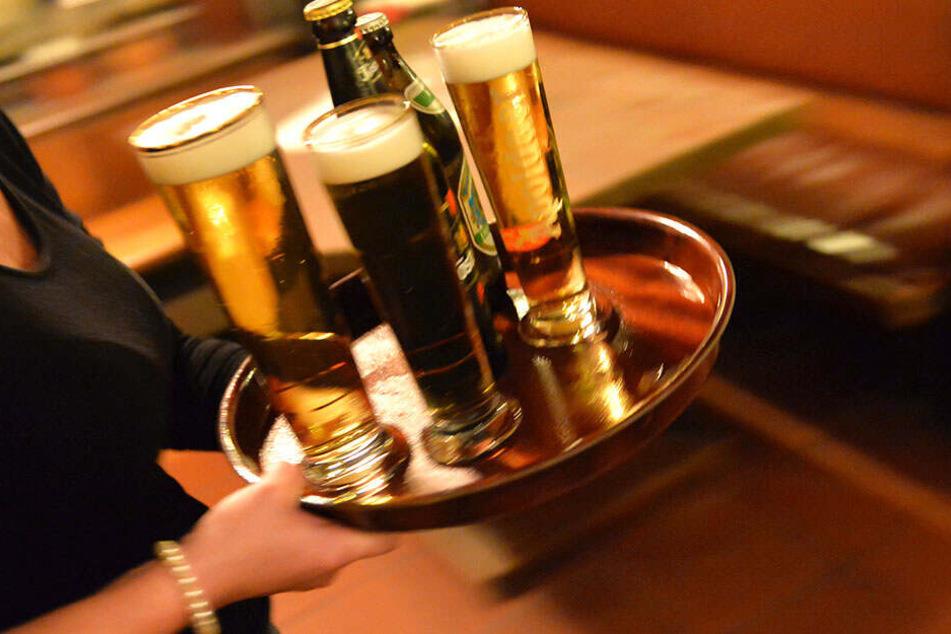 Bei einem, zwei oder mehr Bier kann die Nacht schon mal etwas länger werden.
