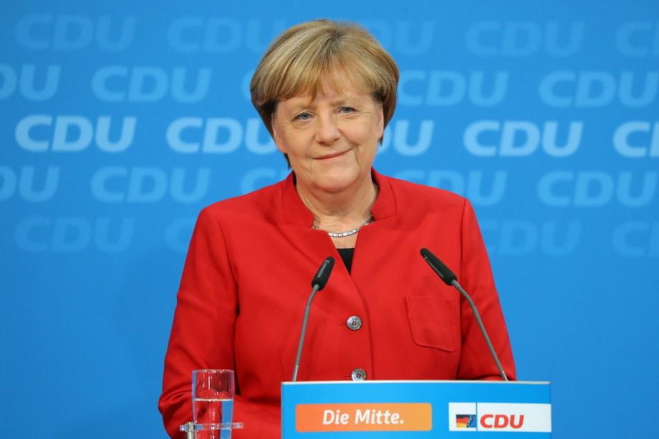 Kanzlerin Angela Merkel (62, CDU)