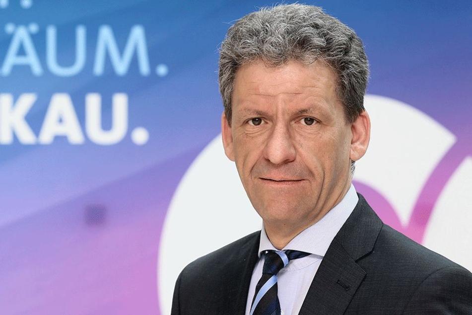 Stadt-Sprecher Mathias Merz.