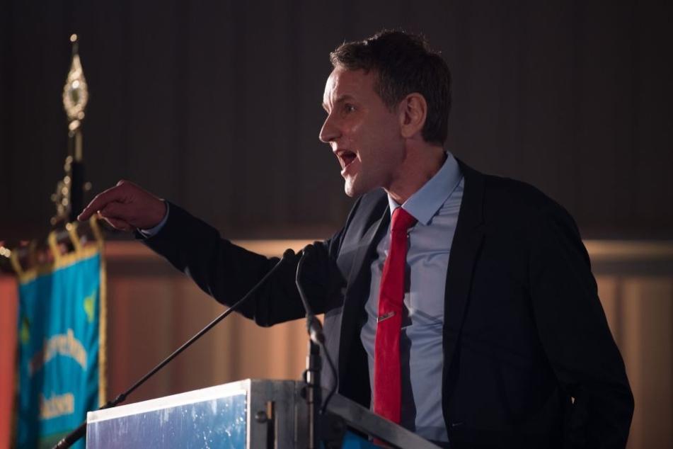 Björn Höcke, Vorsitzender der AfD in Thüringen.