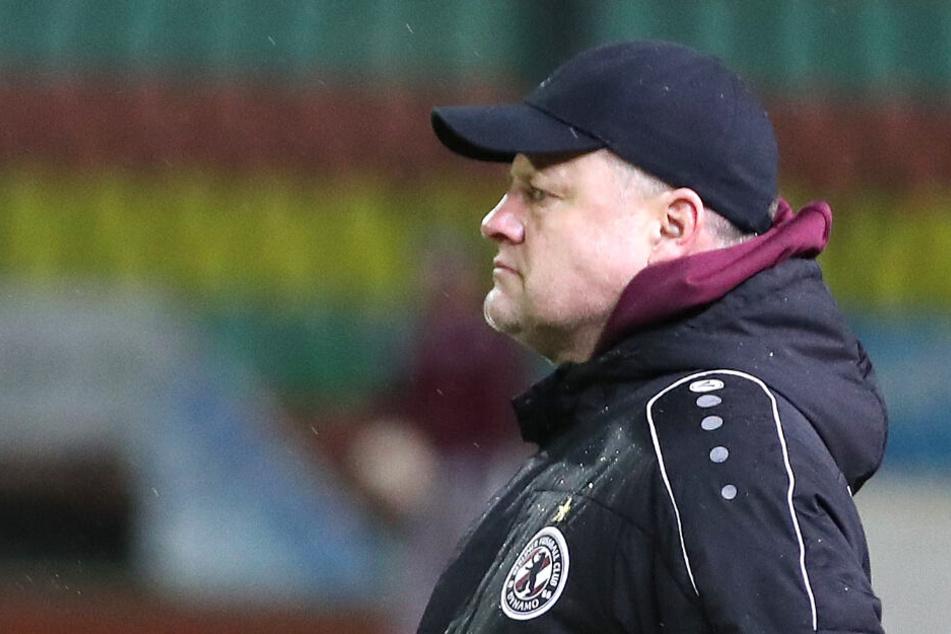 Matthias Maucksch ist nicht mehr Trainer des BFC Dynamo.