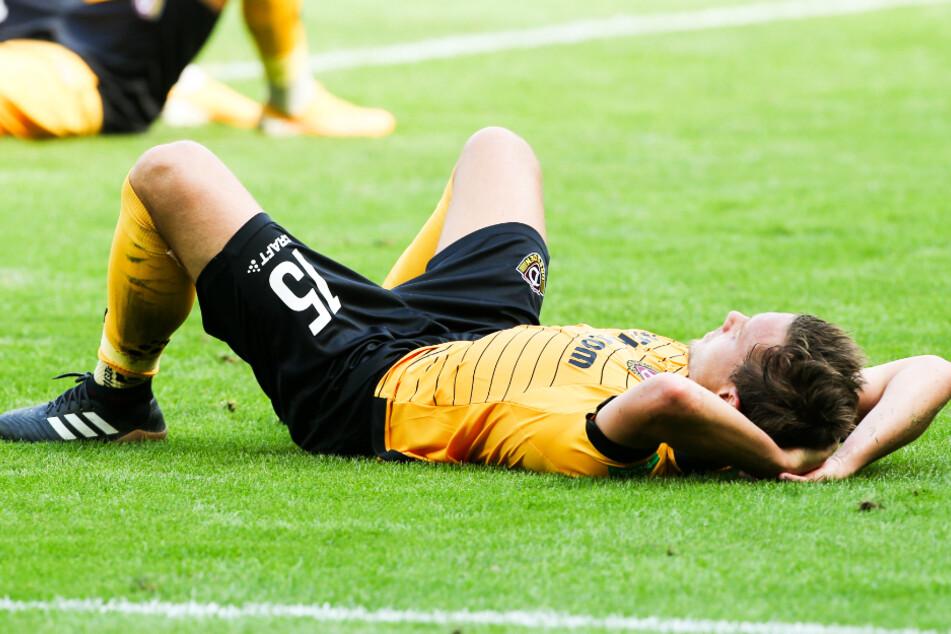 Chris Löwe war nach der 0:2-Pleite in Kiel am Boden zerstört. (Archivbild)