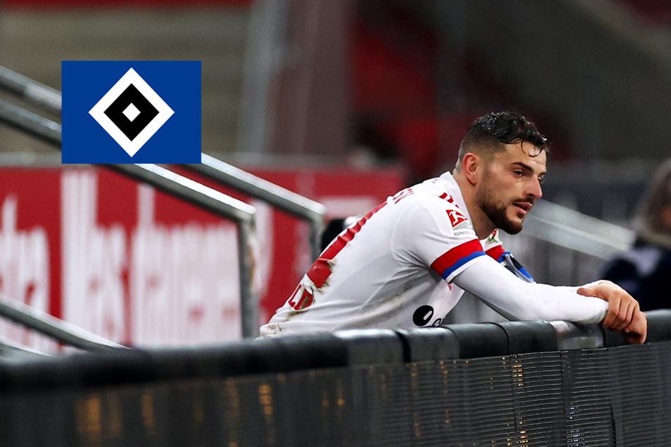 Rote Karte im Derby: So lange ist HSV-Kapitän Tim Leibold nun gesperrt!