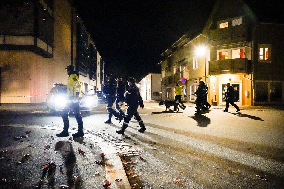 Die Polizei konnte den mutmaßlichen Täter schnell fassen.