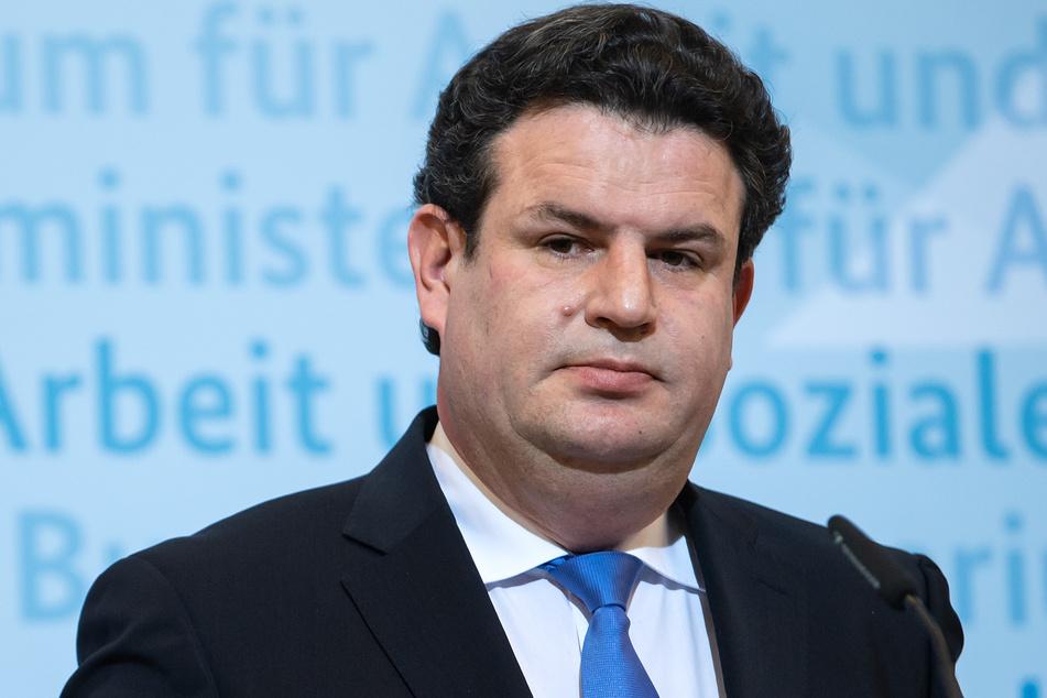 Bundesarbeitsminister Hubertus Heil (48, SPD).