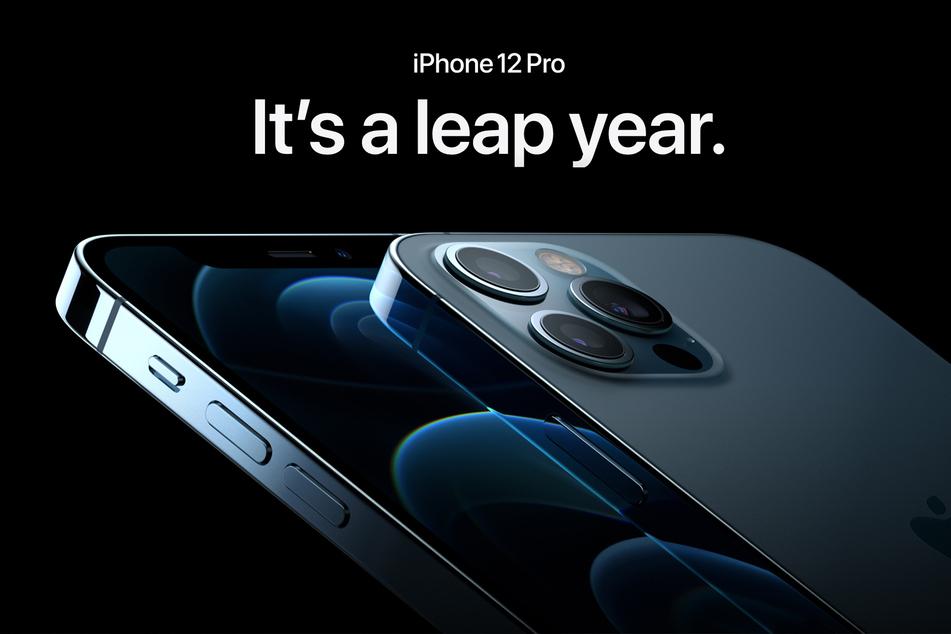 Das neue iPhone 12 wurde am heutigen Dienstag offiziell vorgestellt.