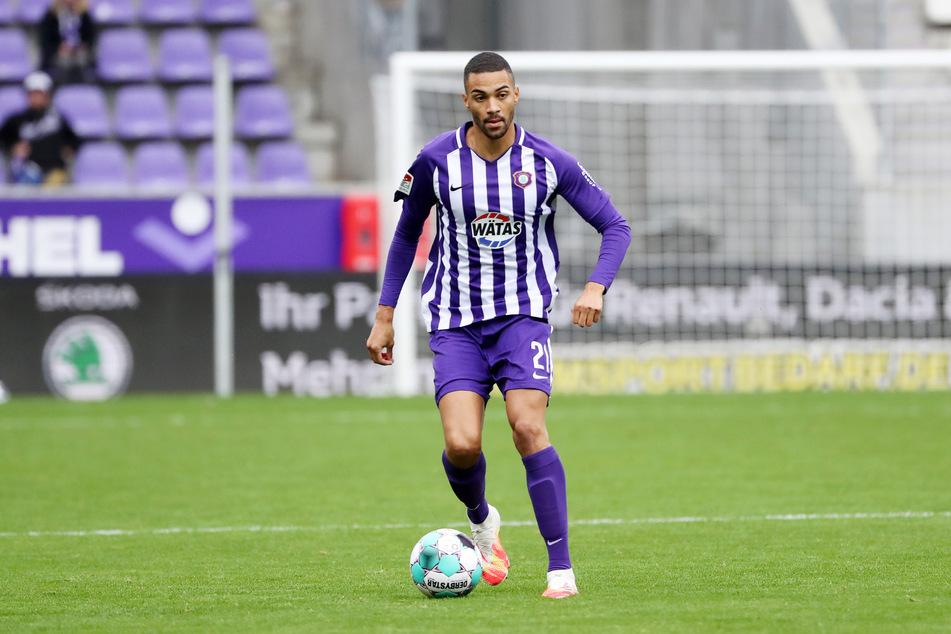 Abwehrspieler Malcolm Cacutalua hatte bereits am Wochenende in Hannover wegen Knieproblemen gefehlt.