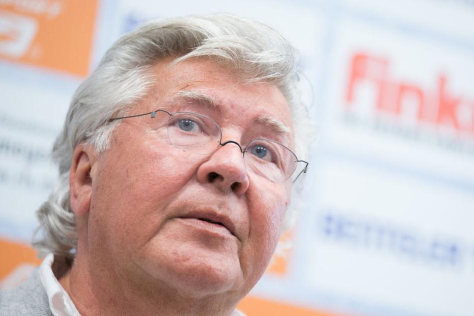 Die Mitarbeiter ärgern sich über den Vieze-Präsidenten des SCP und Ex-Firmenchef Wilfried Finke.