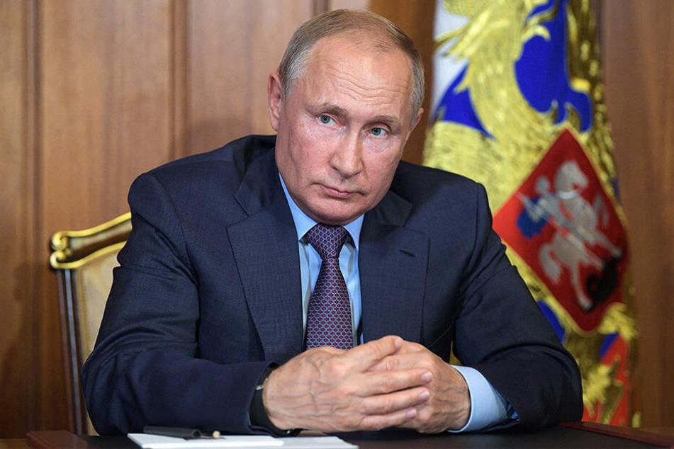 Wladimir Putin (66) wird es wohl freuen, dass der Sachsen-MP das Ende der Russland-Sanktionen fordert.