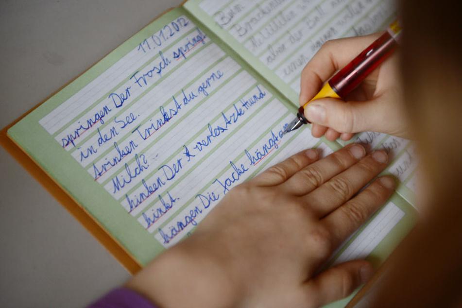 """Unter """"Schreiben nach Gehör"""" würden viele Kinder mit anderen Muttersprache leiden."""