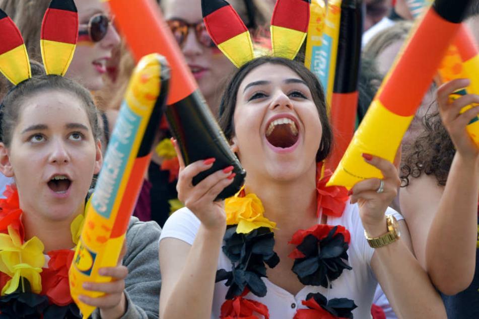 Auch in diesem Jahr können Fans die Nationalmannschaft wieder von St. Pauli aus anfeuern.