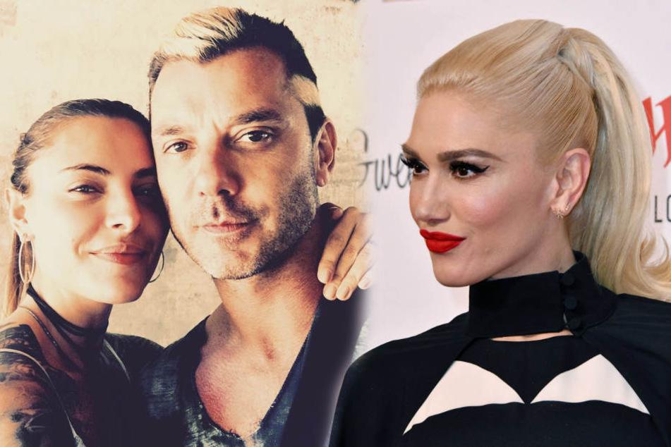 Sophia Thomalla (28) und Gwen Stefanis (48) Ex Gavin Rossdale (52) sind total verknallt.