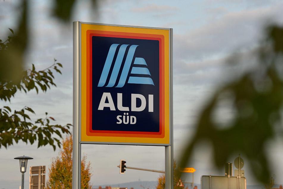 In Aldi-Süd-Filialen kam es technischen Problemen bei der Kreditkartenzahlung.