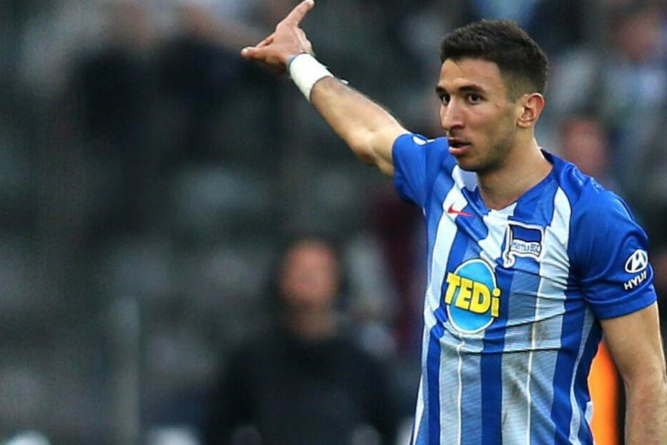 Marko Grujic bleibt auch in der neuen Spielzeit bei Hertha BSC.