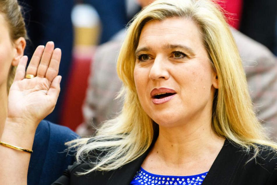Bayerns Gesundheitsministerin Melanie Huml will für bessere Integration sorgen.