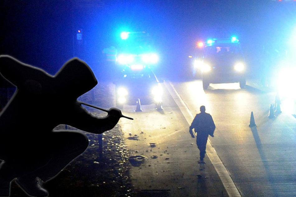 Drei ungeschickte Autodiebe auf frischer Tat geschnappt