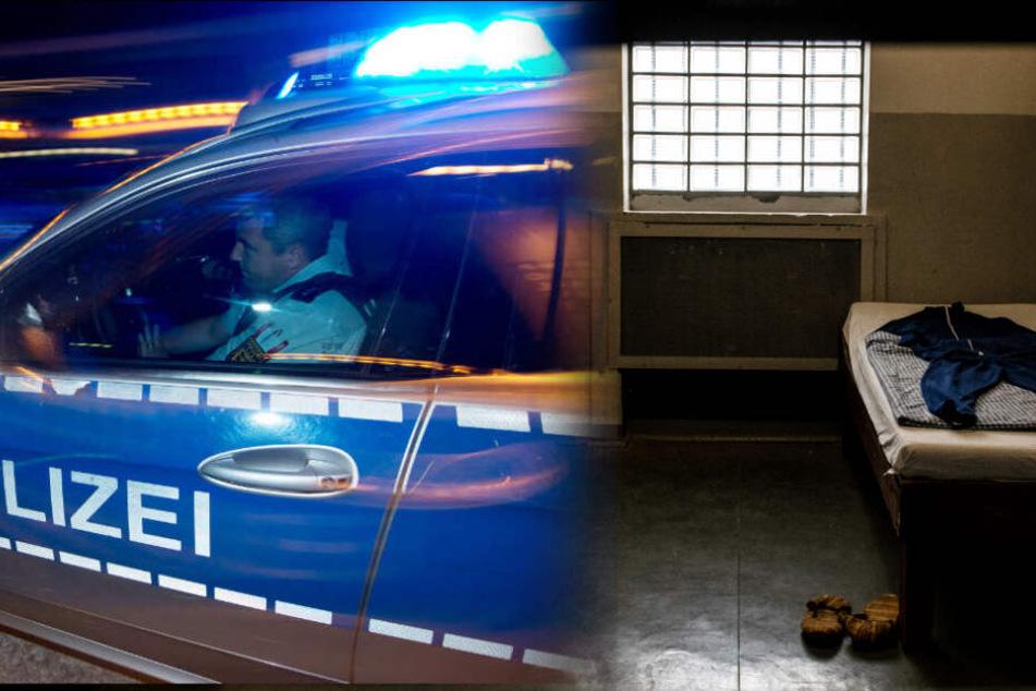 Polizei bringt Mann in Zelle, kurze Zeit später ist er tot