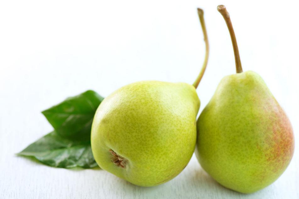 3 in 1: Birnen sind gut für Gesundheit, Aussehen und Anti Aging.