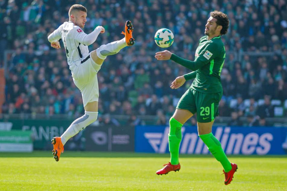 Eintracht Frankfurt: Ante Rebic fällt mit Muskelfaserriss vier Wochen aus