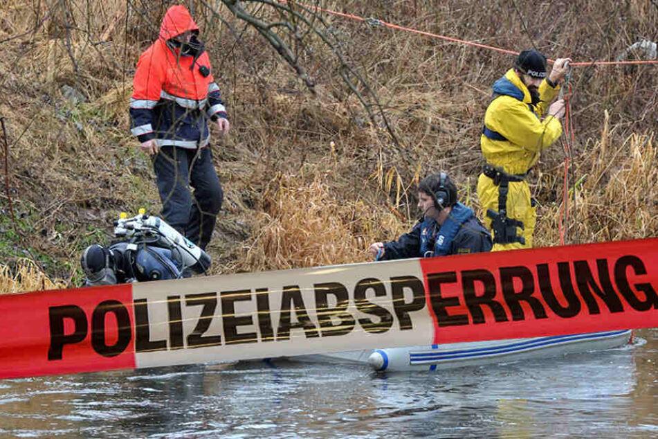 Der am Dienstag in der Mulde in Eilenburg gefundene Tote stammte aus Schkeuditz (Symbolbild).