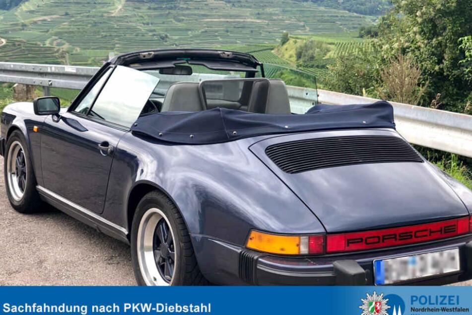 Köln: Zwei wertvolle Porsche in Köln geklaut