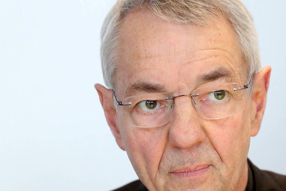 Ludwig Schick (67) sieht sich feindlichen Kommentaren ausgesetzt.
