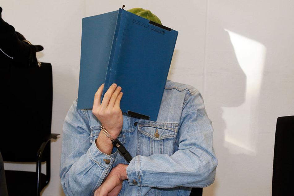 Thomas N. ist wegen mehrfachen Missbrauchs angeklagt.
