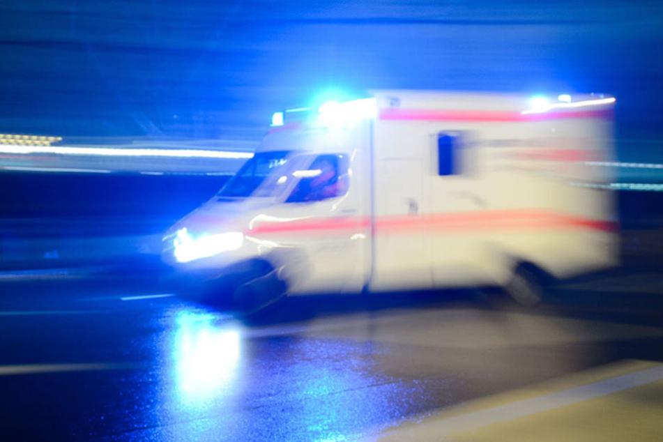 Der attackierte Obdachlose musste im Krankenhaus ambulant behandelt werden. (Symbolbild)