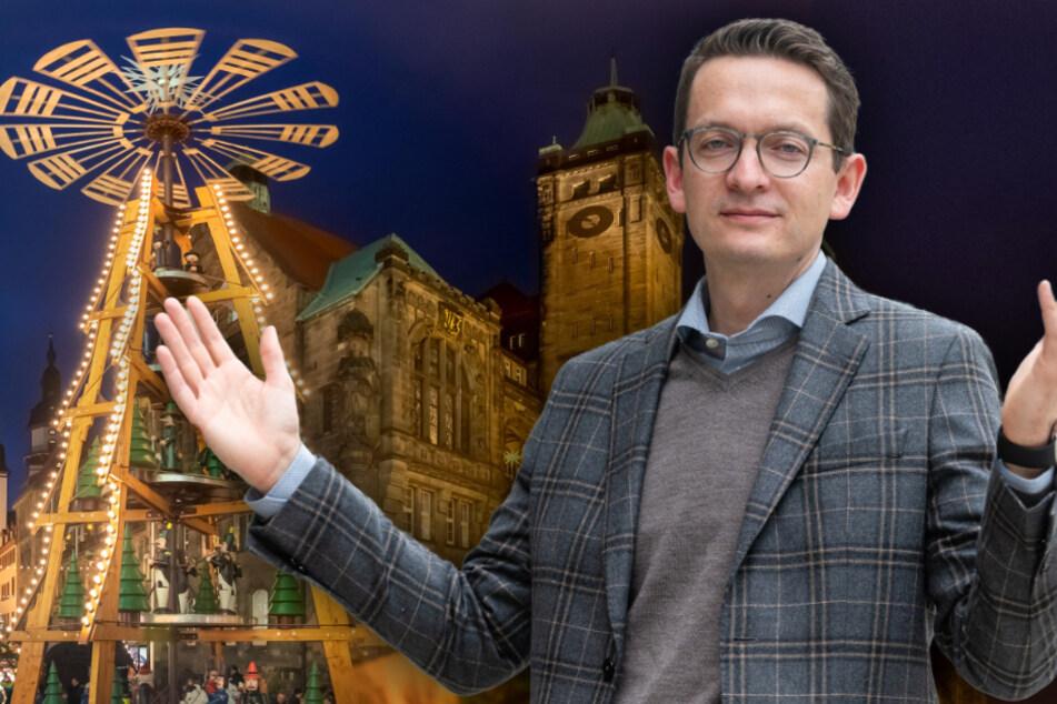 Chemnitz: FDP will Chemnitzer Weihnachtsmarkt bis in den Januar verlängern
