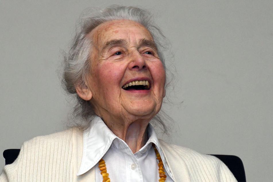 Erst Ende November wurde Ursula Haverbeck zu zweieinhalb Jahren Knast verurteilt.