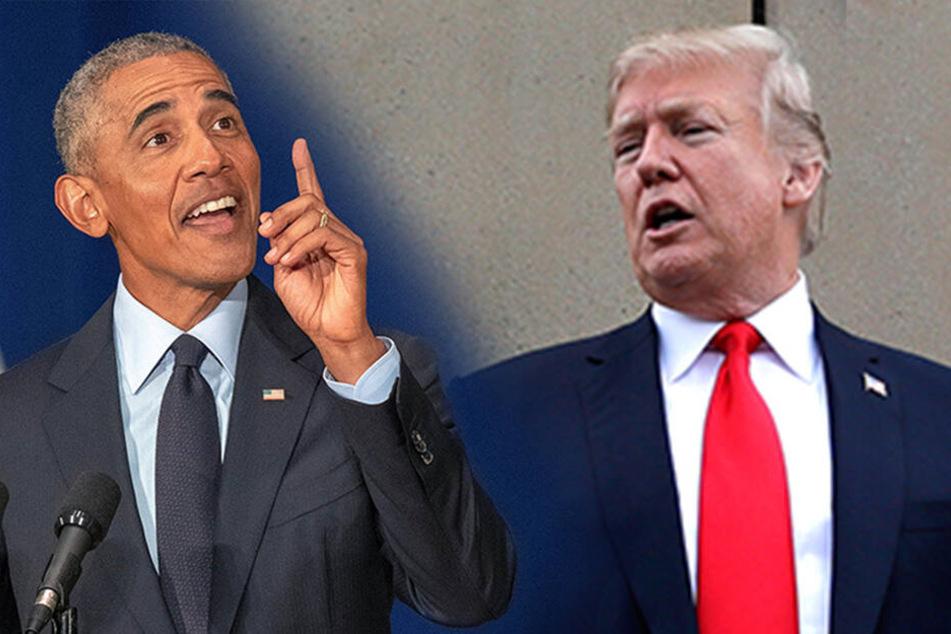 Trump auf eigenen Wunsch für Friedensnobelpreis nominiert