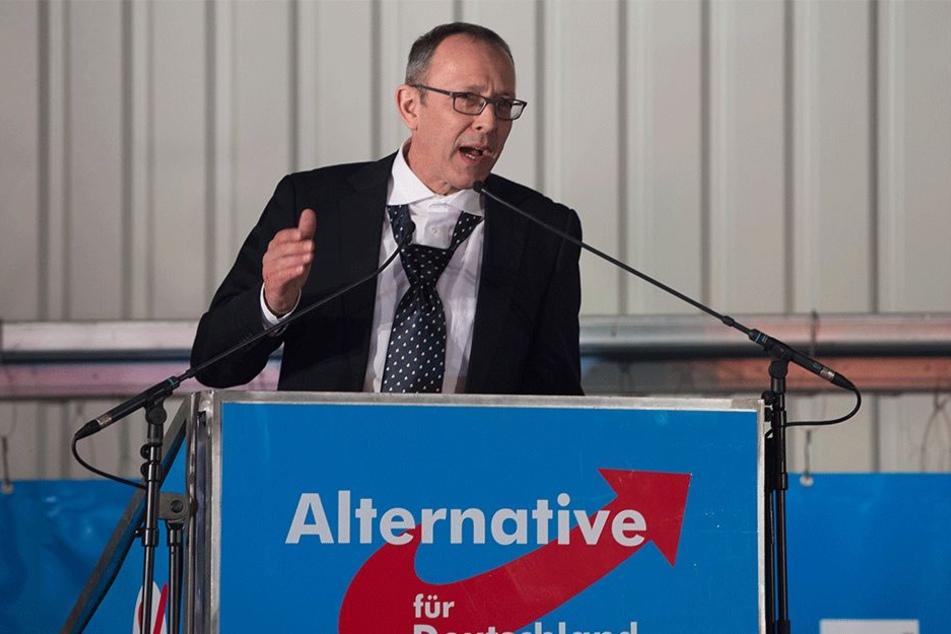 Jörg Urban, Vorsitzender der AfD in Sachsen (Archivbild).