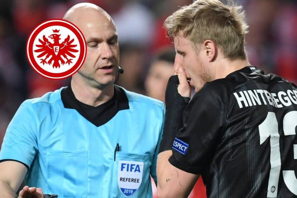 Eintracht bangt: Kann Martin Hinteregger in Wolfsburg wieder ran?