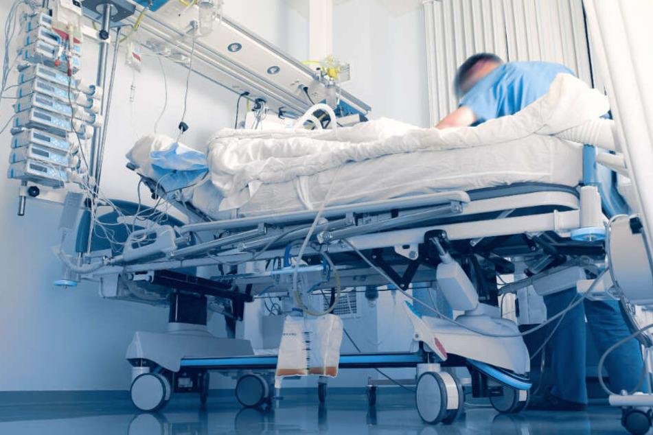 Sollte der Abbau kommen, könnte es eng werden für Patienten. (Symbolbild)