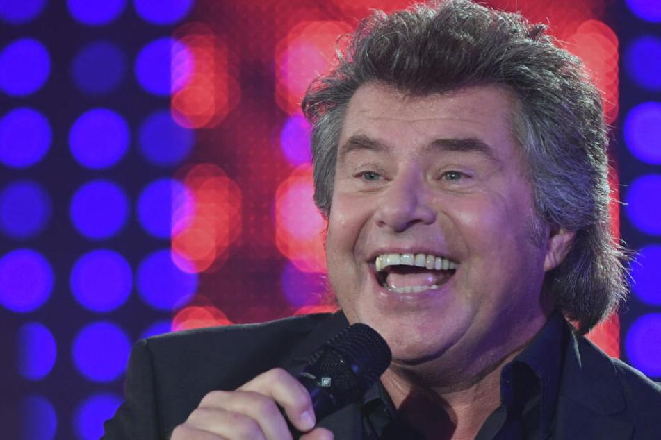 """Freut sich wie ein """"Wiener Sängerknabe"""" über seine neue TV-Sendung: Andy Borg."""
